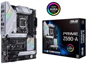 ASUS PRIME Z590-A GAMING WIFI (LGA 1200,4xDDR4 Slots,3xM.2 Slot)