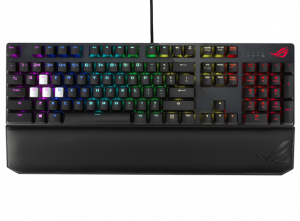 ASUS ROG Strix Scope Deluxe RGB Wired Mechanical Gaming Keyboard