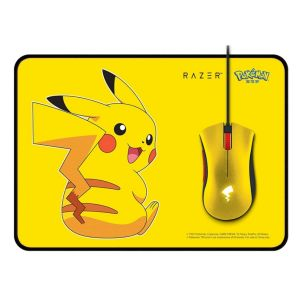 Razer Pokémon – Pikachu Limited Edition Mouse&Mat Bundle