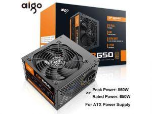Aigo GP650 650W 80PLUS BRONZE Power Supply