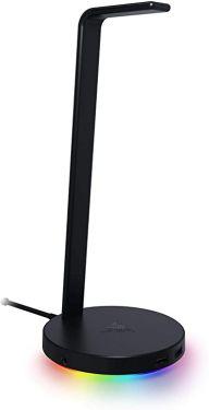 Razer Base Station V2 Chroma - Black Headset Stand USB Hub