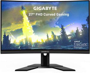 "Gigabyte G27FC 27"" Full HD VA Curved Monitor (165Hz,1ms,120%sRGB)"