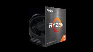 AMD Ryzen™ 5 5600X 6 Cores 12 Threads 4.6GHz Desktop Processors