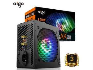 Aigo AK600 600W Power Supply