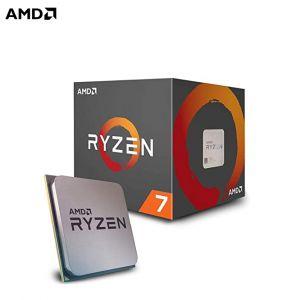 AMD RYZEN 7 2700 CPU (8 cores,16 Threads,4.1Ghz,16MB Cache,BOX)