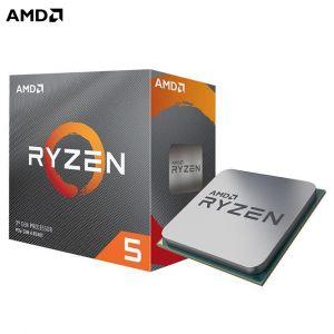 AMD RYZEN 5 3600 CPU (6 cores,12 Threads,4.2Ghz,32MB Cache,BOX)
