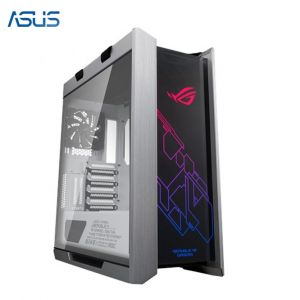 ASUS ROG Strix Helios GX601 White Edition (EATX MB.Front RGB,Tempered Glass)