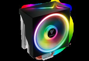 Gamdias BOREAS E1-410 LITE ARGB CPU Cooler (Sync)