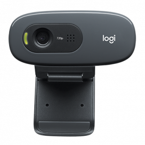 Logitech C270 HD WEBCAM (720p)