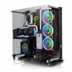 Thermaltake Core P5 TG V2 Black Edition Case