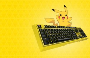 Razer Pokémon – Pikachu Limited Edition Backlit Keyboard