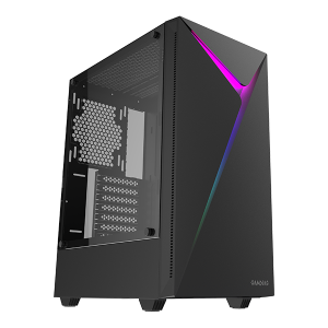 Gamdias ARGUS E4 ELITE Mid Tower Case (ATX,RGB Sync)