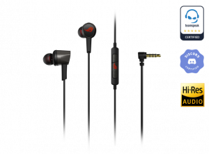 ASUS ROG CETRA CORE In-Ear Gaming Headset