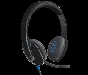 Logitech H540 USB Wired Headset