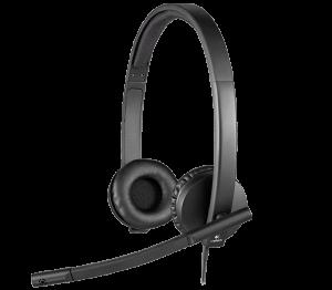LOGITECH H570E USB WIRED Headset