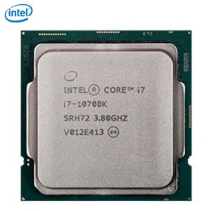 Intel Comet Lake i7 10700K CPU (8 cores,16 Threads,5.1Ghz,16MB Cache)