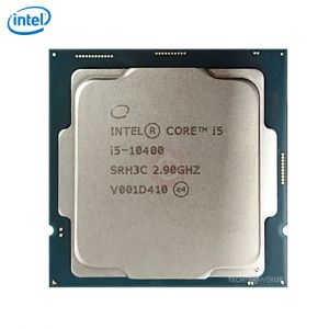 Intel Comet Lake i5 10400 CPU (6 cores,12 Threads,4.3Ghz,12MB Cache)
