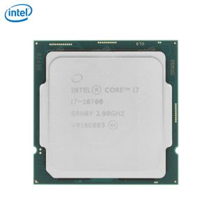 Intel Comet Lake i7 10700 CPU (8 cores,16 Threads,4.8Ghz,16MB Cache)