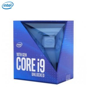 Intel Comet Lake i9 10900 CPU (10 cores,20 Threads,5.2Ghz,20MB Cache)