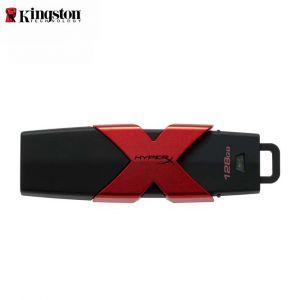 Kingston HyperX Savage USB Flash Drive 128GB (USB 3.1 Gen 1 ,Read Speed 350MB/s)