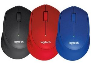 Logitech M331 USB Wireless Mouse