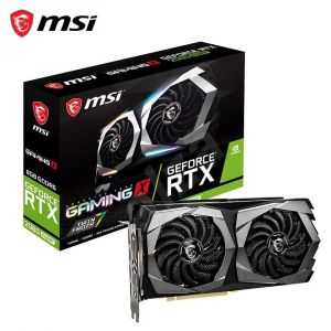 MSI GeForce RTX 2060 SUPER™ GAMING X Graphic Card (GDDR6 8GB,256-bits)