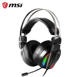 MSI IMMERSE GH70 Wired Headset (7.1 Surround,Mystic Light)