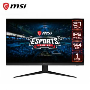 """MSI OPTIX G271 27"""" Full HD IPS Monitor (144hz,1ms,Freesync)"""