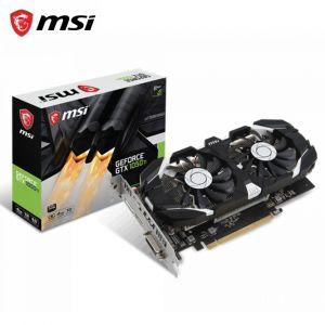 MSJI GeForce GTX 1050 Ti 4GT OCV1 Graphic Card (GDDR5 4GB,128-bits)