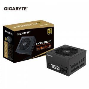 Gigabyte P750GM 750Watts 80 Plus Gold (Full Modular,Japan Capacitors)