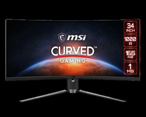 "MSI MPG ARTYMIS 343CQR  34"" 2K VA Curved Monitor (165hz,1ms,Freesync)"