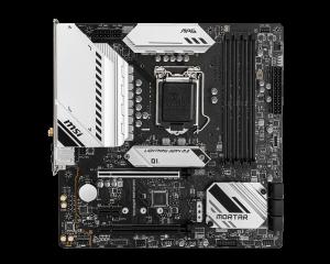 MSI MAG B560M MORTAR WIFI Motherboard (LGA 1200,4xDDR4 Slots,3xM.2 Slots,WIFI&BT)