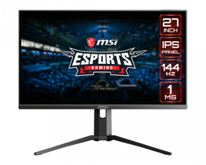 "MSI OPTIX MAG273R 27"" Full HD IPS Monitor (144Hz,1ms,Freesync)"