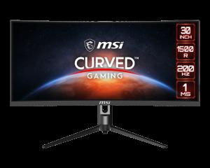 "MSI OPTIX MAG301CR2 30"" VA Curved Monitor (200Hz,1ms,Freesync,2560x1080)"