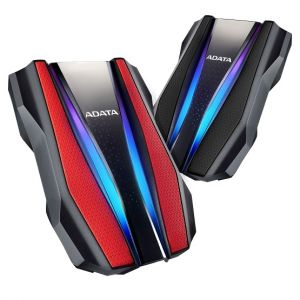 ADATA HD770G RGB External HDD 1TB (USB 3.2 Gen1)