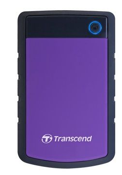 Transcend 25H3 External HDD 4TB (USB 3.1 Gen1)