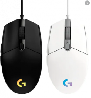Logitech G102 GEN2 Lightsync Gaming Mouse