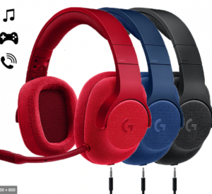 Logitech G433 Wired 7.1 Gaming Headset