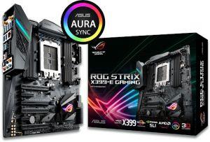ASUS ROG STRIX X399-E MOTHERBOARD (AM4,8xDDR4 Slots,2xM.2 Slots)