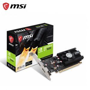 MSI GeForce GT 1030 2G LP OC Graphic Card (GDDR5 2GB,64-bits)