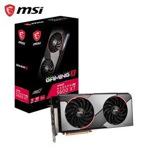 MSI Radeon RX 5600 XT GAMING X Graphic Card (GDDR6 6GB,192-bits)