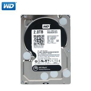 """WD Black 2TB 3.5"""" HDD (7200rpm)"""