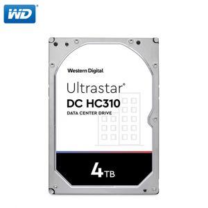"WD Ultrastar DC HC310 4TB 3.5"" HDD (7200rpm)"