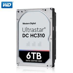 "WD Ultrastar DC HC310 6TB 3.5"" HDD (7200rpm)"