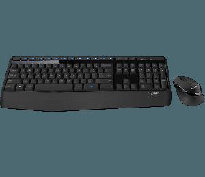 Logitech MK345 Wireless Keyboard Combo