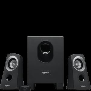Logitech Z313 Speaker (50Watts)
